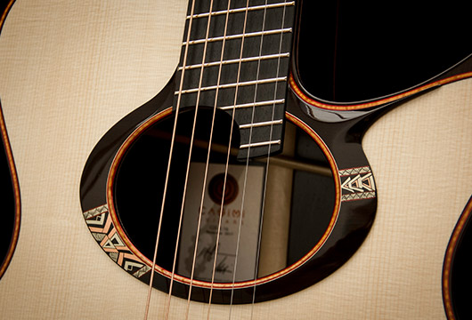 Casimi Guitars Inlays